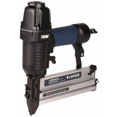 FERM ATM1051 Agrafeuse / cloueuse pneumatique