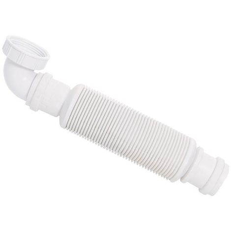 """5/4"""" Inch Space Saving Flexible Waterless Membrane Drain Waste Trap Replacement"""