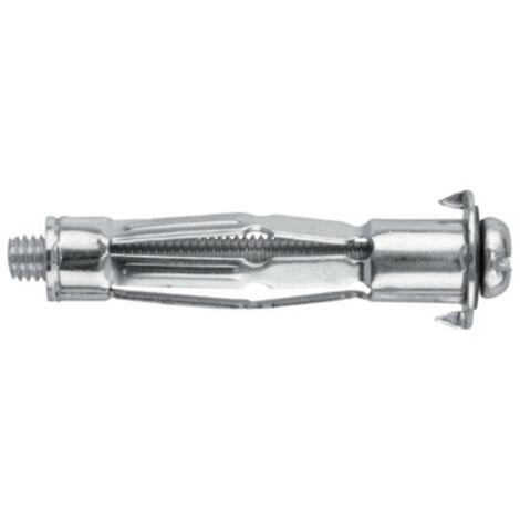 50x Tox Metall-Hohlraumdübel Acrobat, Dübellänge 32 mm, M 4