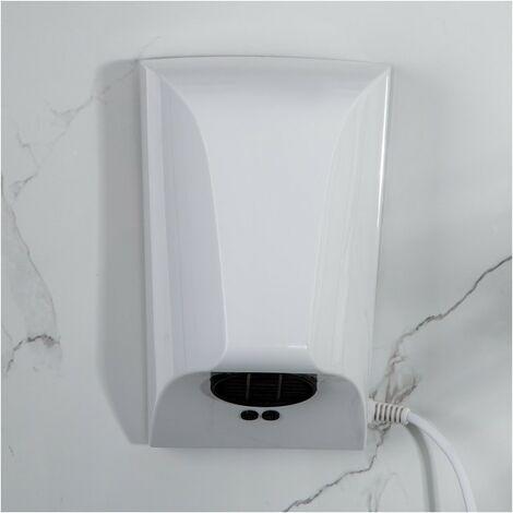 Sèche mains Vitech automatique blanc design 800W