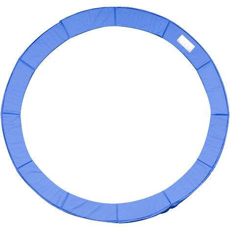 Homcom 12ft Trampoline Pad Surround Pad Replacement Spare - Blue