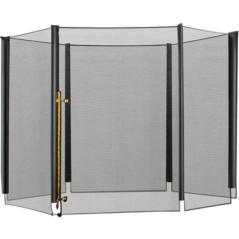 Homcom 10ft Trampoline Net Replacement Safety Net Nets Enclosure Net