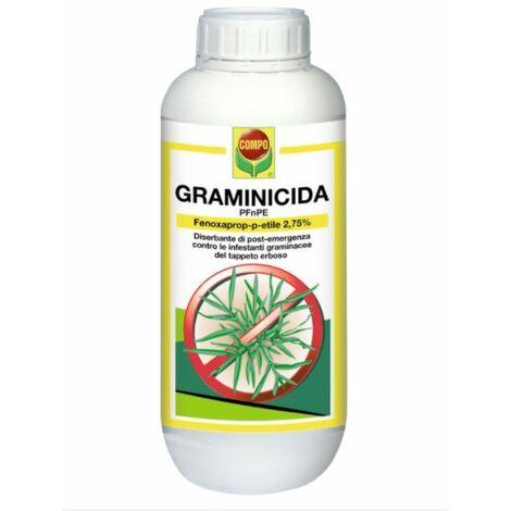 Diserbante Selettivo Graminicida PFnPE 500 Ml - Compo
