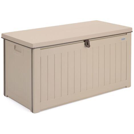 Waterproof Outdoor Storage Box 190L