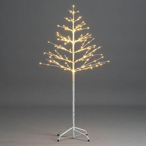 Pre-Lit Micro LED Christmas Twig Tree