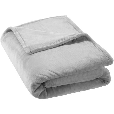 Manta de poliéster - mantas para cama con bolsa, mantas polares para sofá de pelo lavable, manta polar suave para invierno