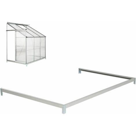 Base per serra accessoria - argento