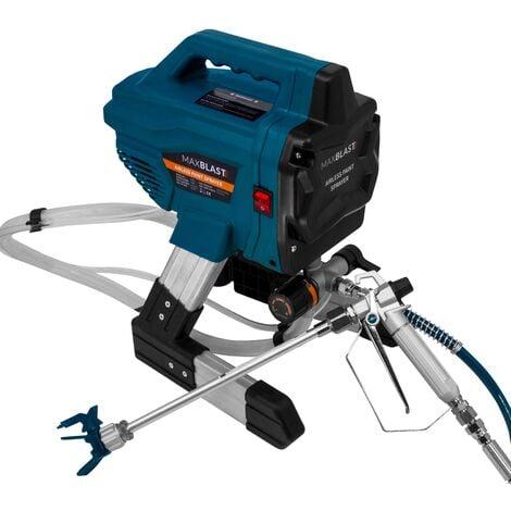 Maxblast Airless Paint Sprayer Gun 650W 1.4L
