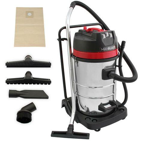 MAXBLAST 80L Industrial Vacuum Cleaner