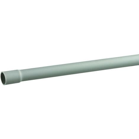 Conduit IRL 3321 diamètre 25mm gris RAL7035 (07125)