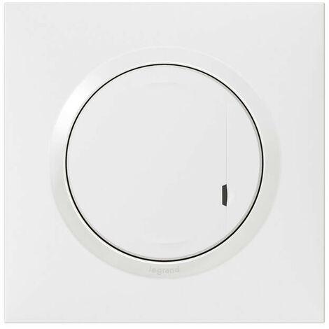 Commande sans fil dooxie with Netatmo pour éclairage , prise - blanc (600083)