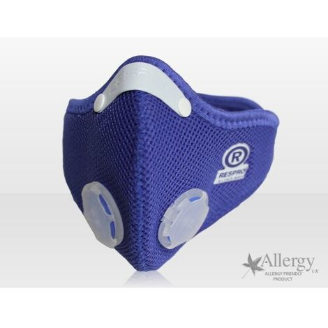 (Large) RESPRO ALLERGY MASK in Blue