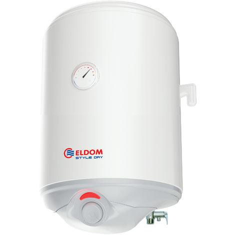Warmwasserspeicher Boiler Eldom Style Dry 30 Liter druckfest