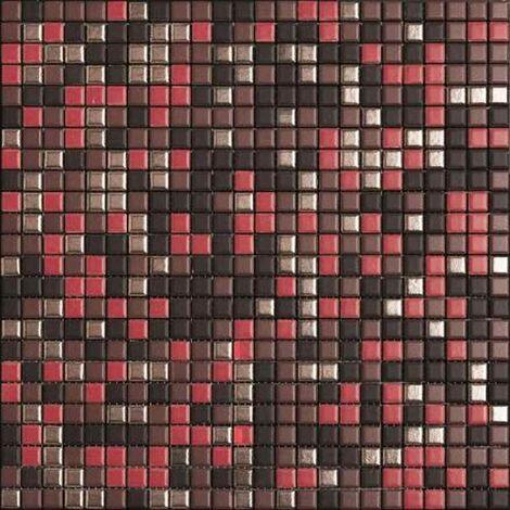 Mosaico per pavimento/rivestimento 1.2x1.2 1^ conf.2.52mq Mix Neutral Tribal Chic 02 Appiani