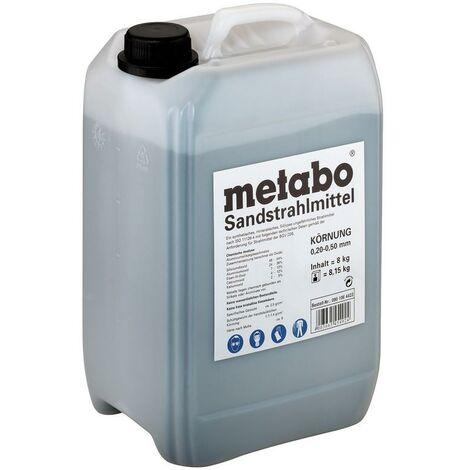 Metabo 80901064423 Sable de sablage 8 kg