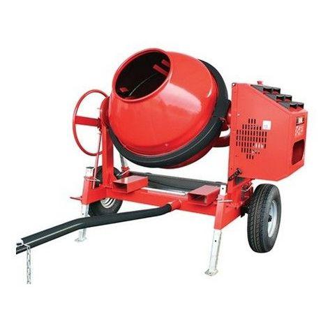 Bétonnière pro électrique tractable 350L Altrad GN35L1G01