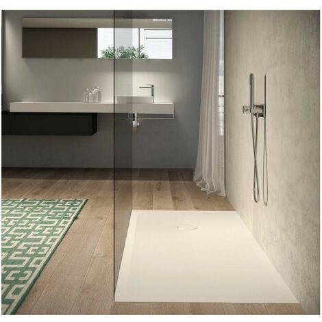Plato De Ducha Rectangular De Resina Antideslizante - 120 x 89,5 x 4 cm de Porcelanosa