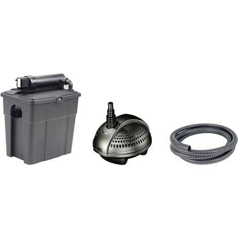 Pontec 50238 Filter-Set mit UVC-Klärgerät 1500 l/h S39508