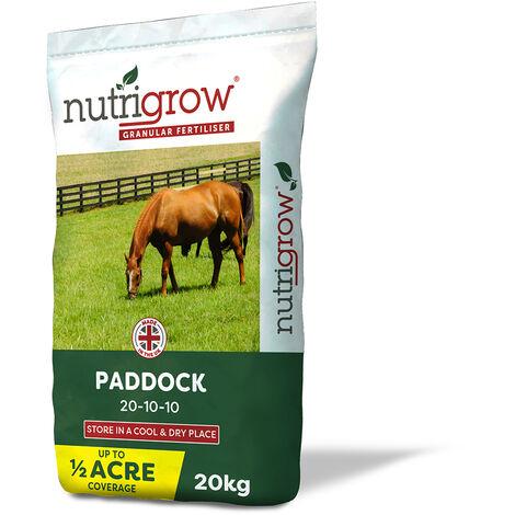 Nutrigrow Paddock Fertiliser 20-10-10