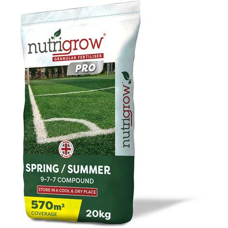 Nutrigrow Spring Lawn Fertiliser 9-7-7