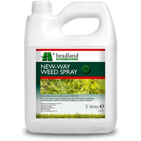 New-Way Weed Spray
