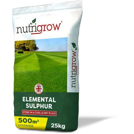Nutrigrow Granulated Sovereign Sulphur 25kg