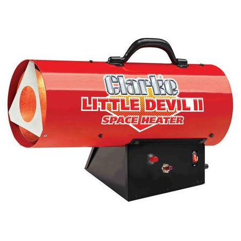 CLARKE LITTLE DEVIL 2 240V SPACE HEATER