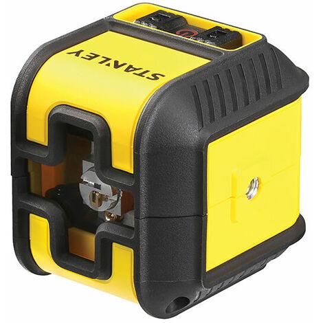 Stanley Intelli Tools STHT77498-1 Cubix Cross Line Laser Level (Red Beam)