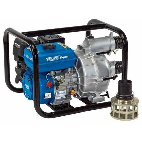 Draper 16128 750L/Min Petrol Trash Water Pump (7HP)