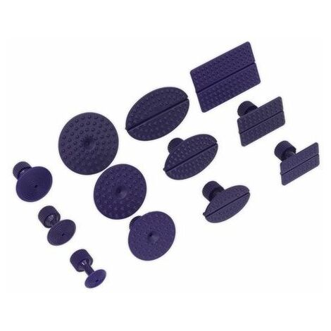 Sealey RE105/1 PDR Dent Repair Tabs Pack of 12