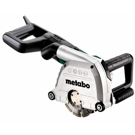 Metabo 604040610 MFE 40 125mm Wall Chaser 1700W 110V