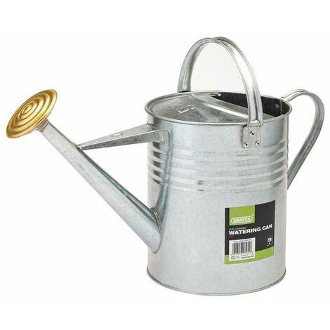 Draper 53234 Galvanised Watering Can (9L)