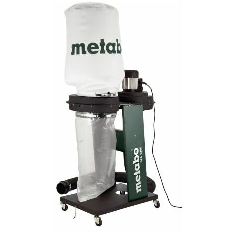 Metabo 601205380 SPA 1200 Chip Extractor 550 Watt 240 Volt