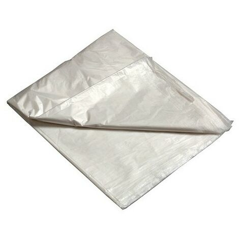 Stanley 4-29-934 Polythene Dust Sheet 3.6 x 2.7m (12 x 9ft)