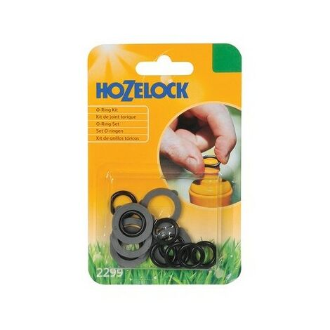 Hozelock 2299 Spare O Rings & Washers Kit