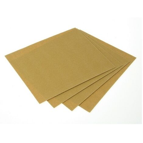 Glasspaper Sheets