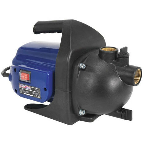 Sealey WPS060 53ltr/min Surface Mounting Water Pump 230V