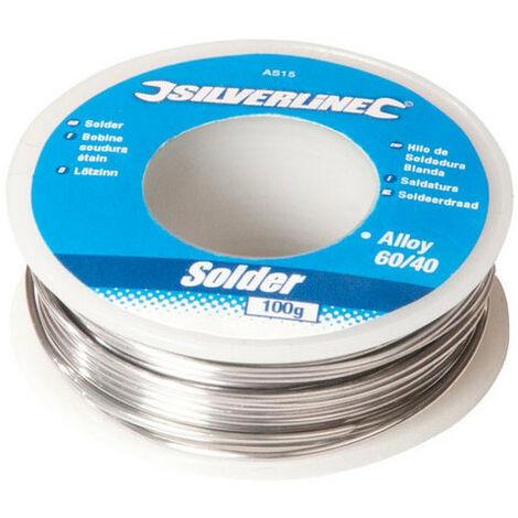 Silverline AS15 Solder 100g