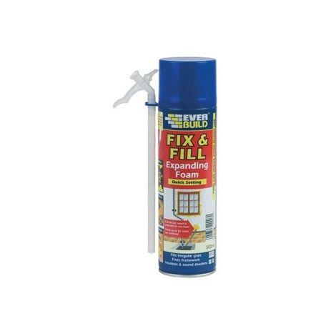 Fill & Fix Expanding Foam