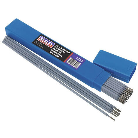 Sealey WED1025 Diameter 2.5 x 350mm Dissimilar Welding Electrodes 1kg Pack
