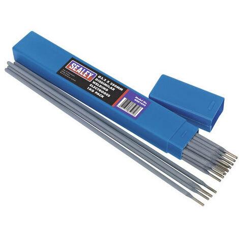 Sealey WED1032 Diameter 3.2 x 350mm Dissimilar Welding Electrodes 1kg Pack