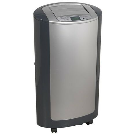 Sealey Sac12000 Air Conditioner/Dehumidifier/Heater 12,000Btu/Hr