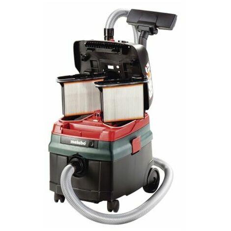 Metabo ASR 25L SC Wet & Dry Vacuum Cleaner 1400 Watt