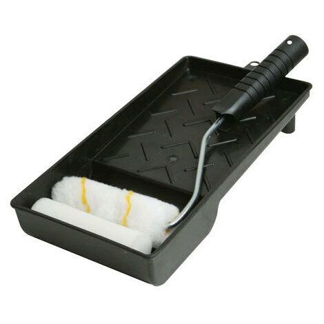 Silverline 947598 Mini Roller & Tray Set 100mm