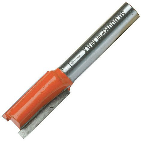 "Silverline 790840 1/4"" Straight Metric Cutter 3 x 12mm"