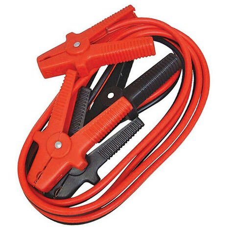 Silverline 594260 Jump Leads 600A max 3.6m