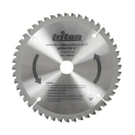 Triton 819898 Plunge Track Saw Blade 48T TTS48TCG