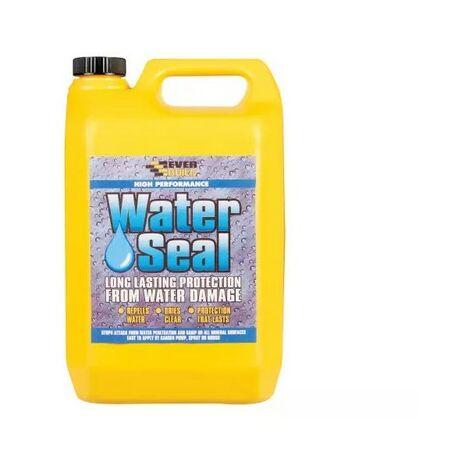Everbuild WAT5 402 Waterseal Clear 5 Litre