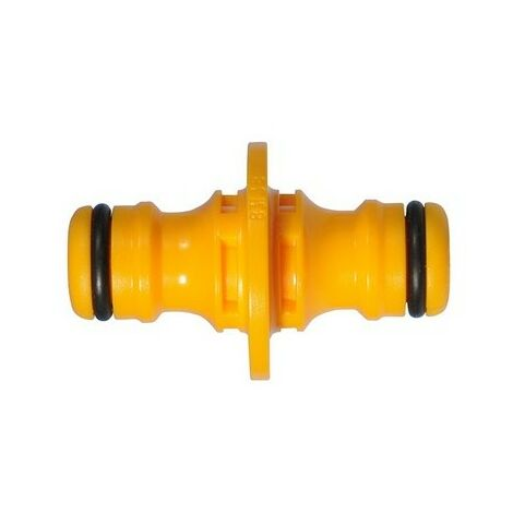 HOZELOCK DOUBLE MALE HOSE CONNECTOR FAST POSTAGE