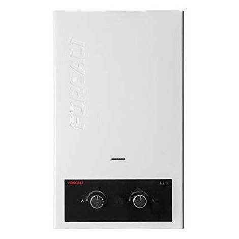 Calentador de agua a gas 10 litros FORCALI BUTANO/PROPANO (GLP)